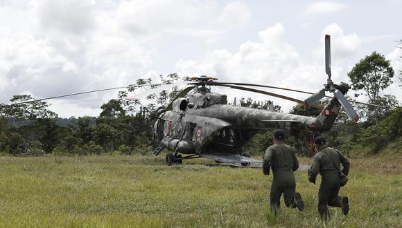 Vraem: capitán muere y se eleva a tres la cifra de muertos por explosión de minas terroristas (Foto referencial: César Campos)