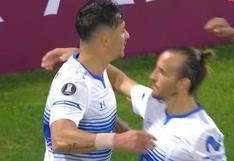 Universidad Católica vs. Nacional: Fernando Zampedri canjeó penal por gol para el 1-0 de los 'Cruzados'   VIDEO