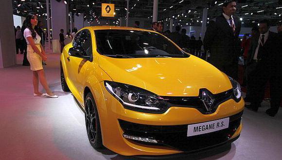 Francesa Renault busca tener el 5% del mercado en el 2018