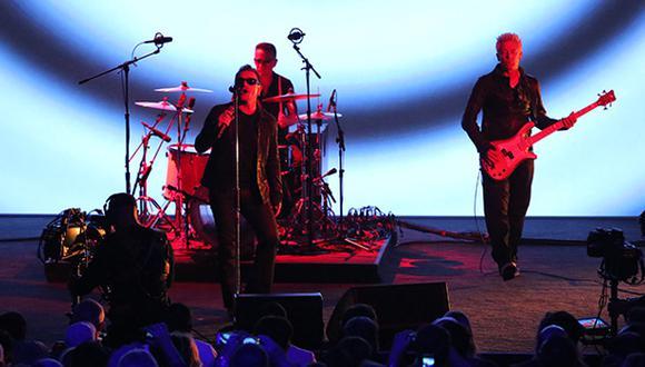 Entra aquí y descarga el nuevo disco de U2 gratis en iTunes