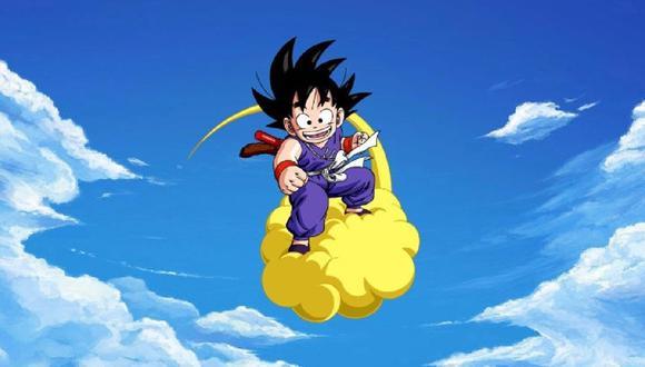 Solamente las personas con corazón puro podían subirse a la nube voladora (Foto: Toei Animation)