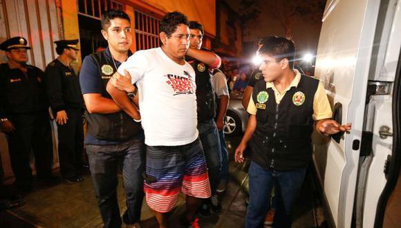 Dirincri capturó a 6 mil personas y desarmó 880 bandas este año