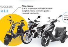 Motos eléctricas y una norma de difícil cumplimiento: lo que debes saber