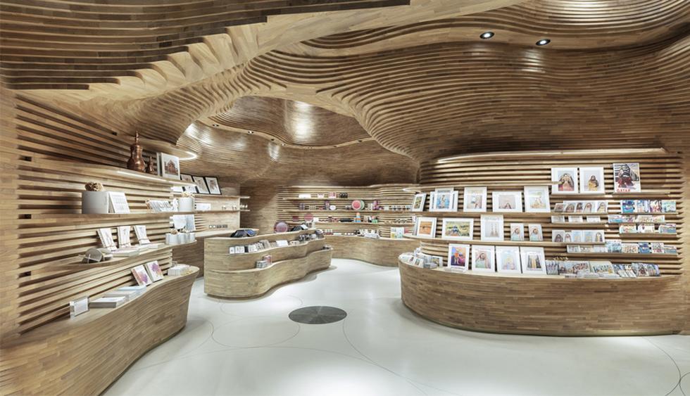 Según Koichi Takada Architects, el Museo Nacional de Qatar es una narrativa de la historia de Qatar.  (Foto: Koichi Takada Architects)