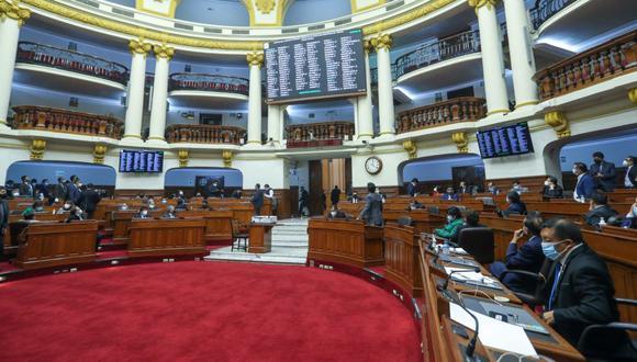Los titulares del Poder Judicial y Ministerio Público anuncian que no acudirá a sesión de la Comisión de Constitución. (Foto: Congreso)