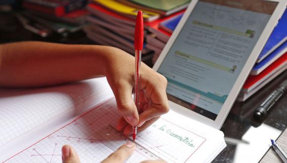 Aprendo en Casa estará bajo la mira de Contraloría el próximo año. (Foto: Andina)