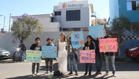 Arequipa: resarcirán a ciudadana transexual por discriminación