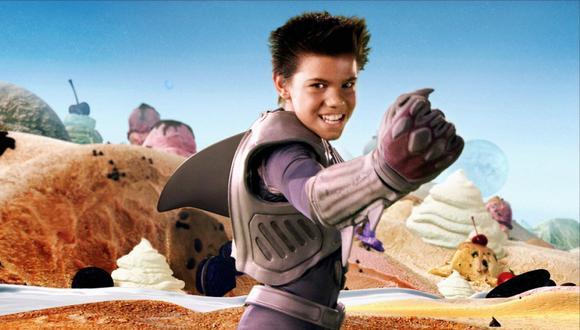 """¿Taylor Lautner podría regresar como Sharkboy en la secuela de """"We Can Be Heroes? (Foto:  Dimension Films)"""