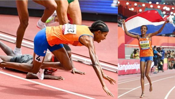 Sifan Hassan se clasificó a las semifinales de los 1.500 metros y a la final directa de los 10.000. Ya ganó la medalla de oro en los 5.000 mts.