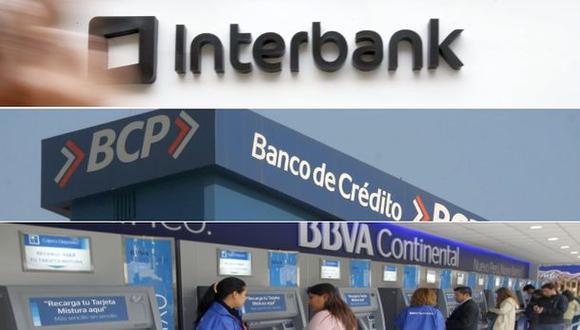 BBVA, BCP e Intercorp aparecen en la lista de Standard and Poor's, que estima la relación costo-ingreso de las entidades financieras de la región.
