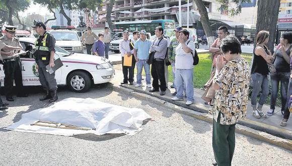 MTC no asume responsabilidad por accidentes de tránsito en Lima