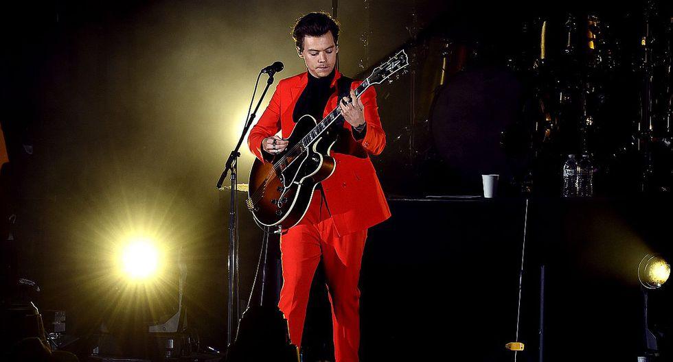 El cantante británico Harry Styles ha pasada por un gran cambio desde su aparición en One Direction. (Foto: AFP)