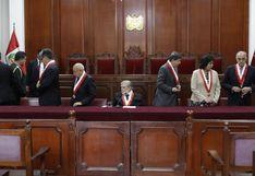 Keiko Fujimori: TC debate hoy recurso que busca excarcelar a lideresa de FP