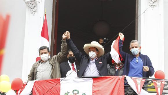 Pedro Francke era voceado como el próximo titular del MEF de Pedro Castillo. (Foto: GEC)