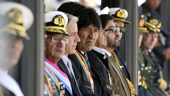 Bolivia: Evo Morales pierde 7 puntos en sondeo presidencial
