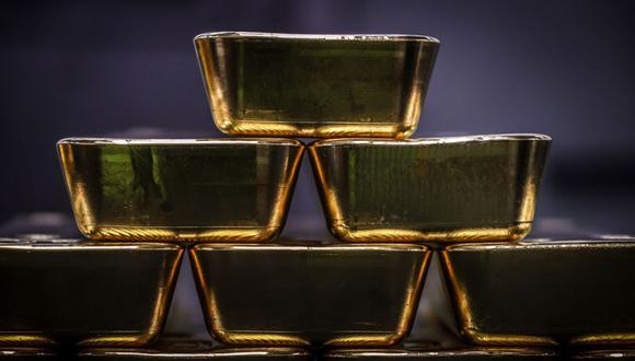 Los futuros del oro en Estados Unidos cedían un 0,1%, a US$1.886,60. (Foto: AFP)