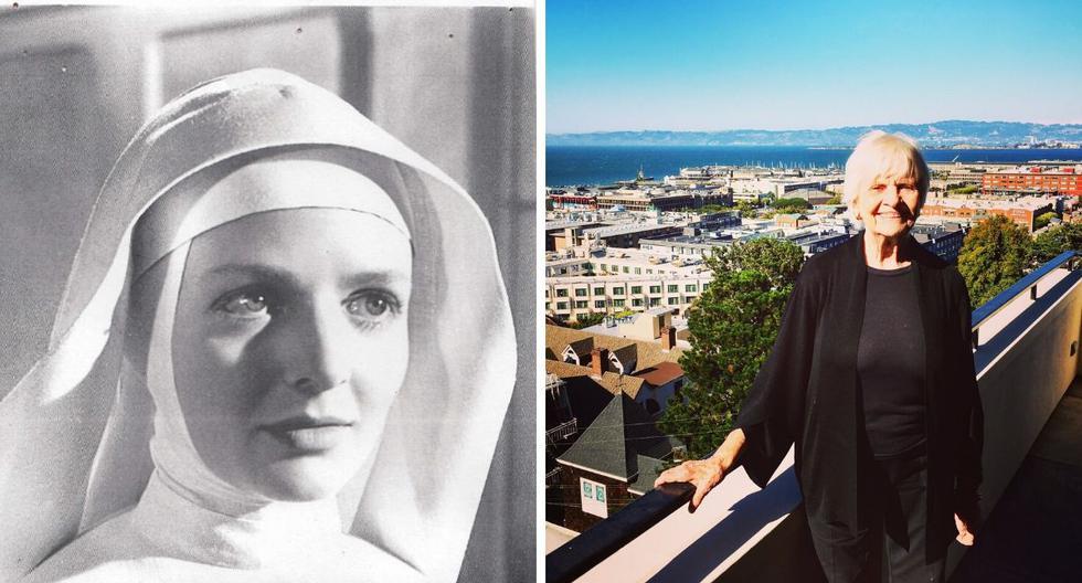 """Patricia Bosworth es recordada por  el clásico de 1969 """"The Nun's Story"""". (Twitter / Patricia Bosworth)"""