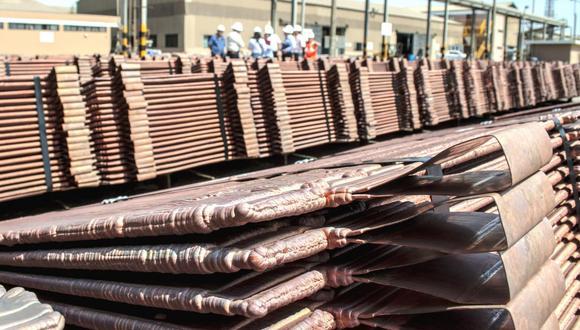 Los valores del cobre de referencia han repuntado en cerca de un 50% desde marzo. (Foto: GEC)