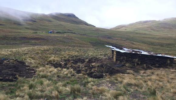 Cajamarca: Yanacocha derriba construcción de la familia Chaupe