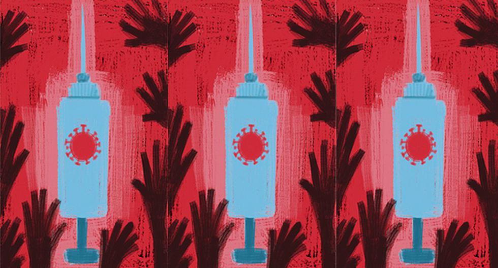 Hay una larga lista de situaciones en que algunos políticos, con la ayuda de científicos afines, han anunciado el descubrimiento de la cura del COVID-19 y, por tanto, la solución de la pandemia. Nada ha sido demostrado. (Ilustración: Giovanni Tazza)
