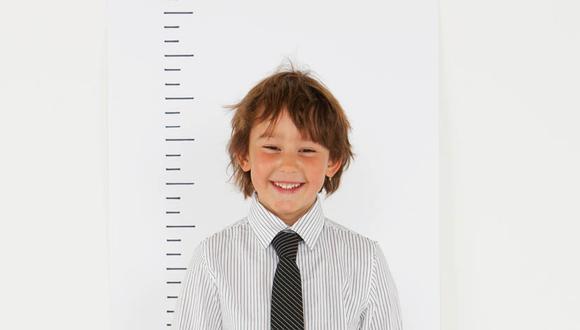 ¿Tu hijo no crece? La hormona del crecimiento podría ayudarlo