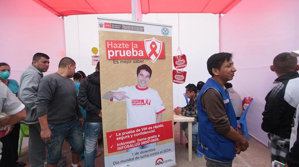 En penal de Lurigancho se realizó campaña contra tuberculosis - 7