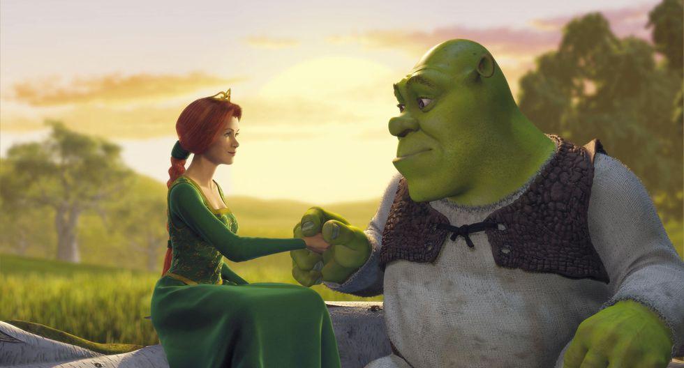 9.Shrek: el ogro más querido de todos es obligado a rescatar a una curiosa princesa de su prisión en una torre. En Netflix encontrarás las entregas 1, 2, 3 y 4 de la cinta. (Foto: Difusión)