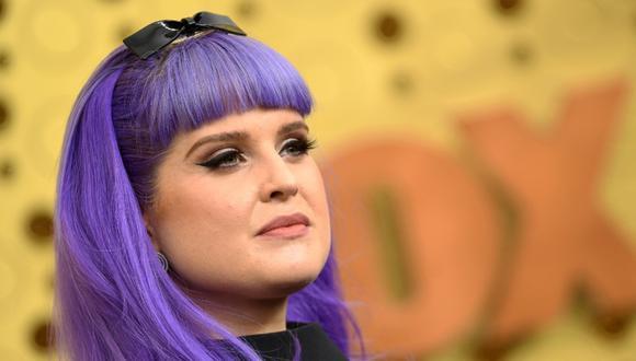 Kelly Osbourne perdió 38 kilos. (Foto: VALERIE MACON/AFP)