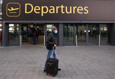 Reino Unido: ¿desde cuándo se prohíbe la entrada de viajeros provenientes de América del Sur?