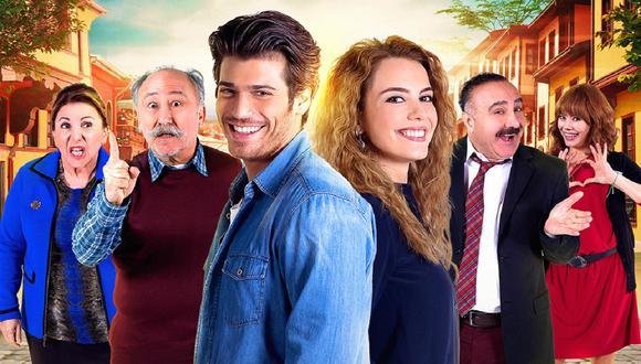 """""""Matrimonio por sorpresa"""" fue emitida originalmente entre el 15 de julio de 2016 y el 22 de mayo de 2017 (Foto: BSK Yapım)"""