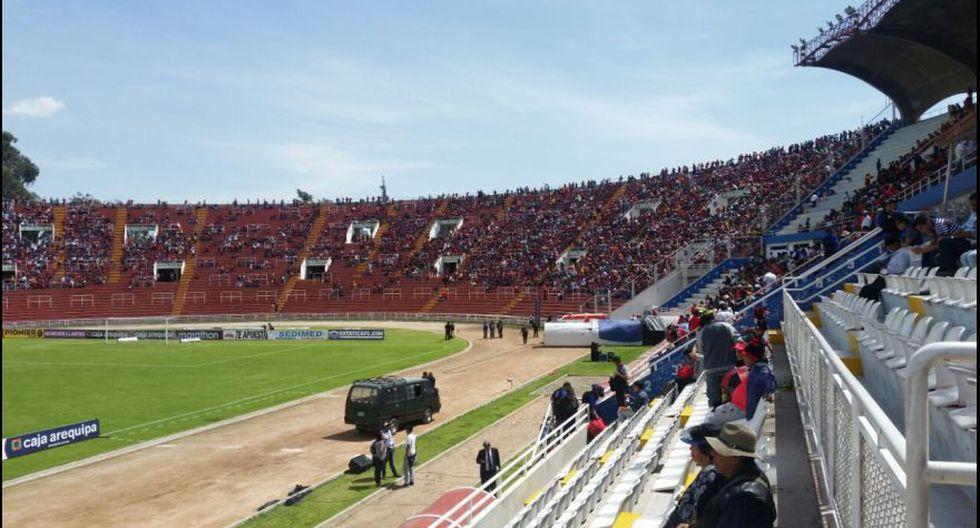 Melgar vs. Sporting Cristal: así se vivió la previa en Arequipa - 14