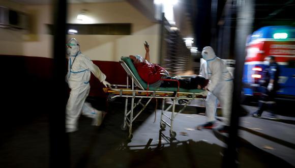 Coronavirus en Argentina | Últimas noticias | Último minuto: reporte de infectados y muertos hoy, martes 15 de junio del 2021 | Covid-19 | (Foto: Natacha Pisarenko / AP)