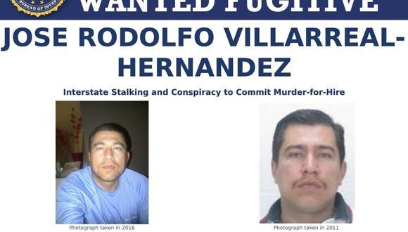 El Gobierno estadounidense anunció una recompensa de un millón de dólares por información que lleve a la captura del narcotraficante mexicano José Rodolfo Villarreal Hernández, uno de los capos del Cartel Beltrán-Leyva. (Twitter FBI)