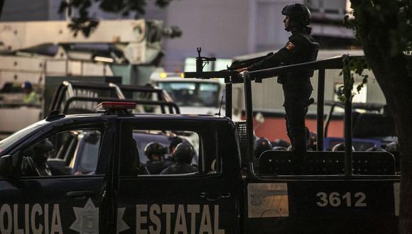 México emite alerta en nueve estados por el robo de una fuente radiactiva. (Foto referencial, RASHIDE FRIAS / AFP).