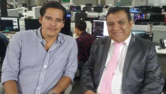 """Carlos Landeo y Manolo Rojas nos hablan de """"El manual del pisado"""". (Foto: Difusión)"""