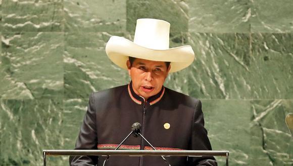 """El mandatario remarcó que """"el ladrón se llama ladrón y el corrupto es corrupto y hay que sancionarlo"""". (Foto: Presidencia)"""