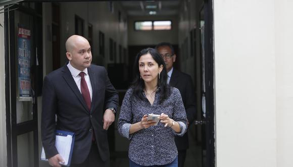 Nadine Heredia afronta una investigación por el Caso Gasoducto por los presuntos delitos de colusión y negociación incompatible en agravio del Estado. (Foto: Archivo El Comercio)
