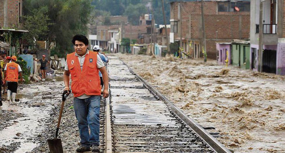 Indeci y Cenepred deben coordinar con más de 2 mil autoridades. (Foto: Andina)