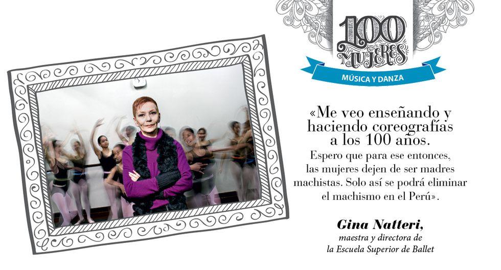 #Viu100: Mujeres de música y danza - 8