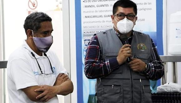 Cajamarca: los médicos confirmaron que la salud del burgomaestres es estable.