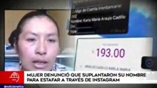 Mujer denuncia que suplantaron su identidad para estafar por redes sociales