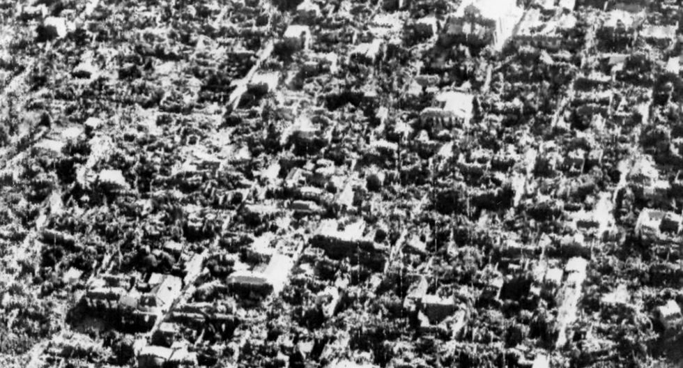 El terremoto de 1970, con epicentro frente a la costa de Áncash, ha sido el más destructor en la historia del Perú (Foto: AFP)