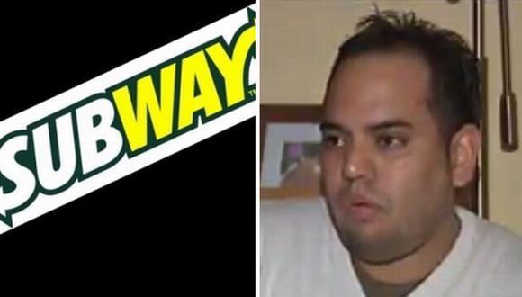 Subway se pronunció sobre denuncia de joven tartamudo