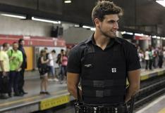 """Conoce al guardia de seguridad """"más hot"""" de Brasil"""