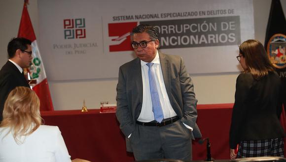 César Nakazaki manifestó que ex funcionarios indicaron que su contacto fue con Gerardo Sepúlveda. (Foto: GEC)