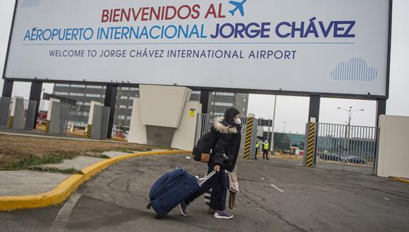 La construcción del segundo terminal de pasajeros en el aeropuerto está valorizada en US$1.000 millones. (Foto: Ernesto Benavides/ AFP)