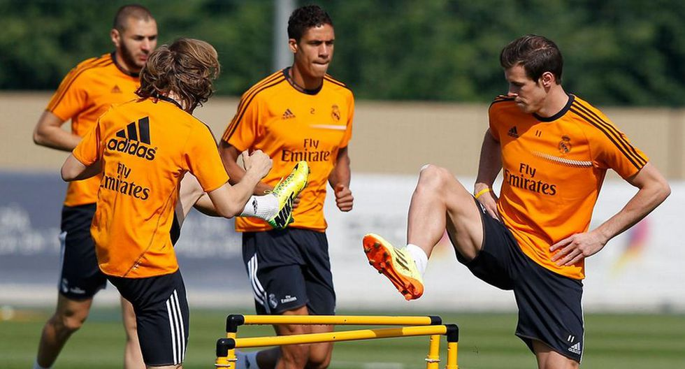 Real Madrid-Barcelona: la última práctica pensando en la final - 12