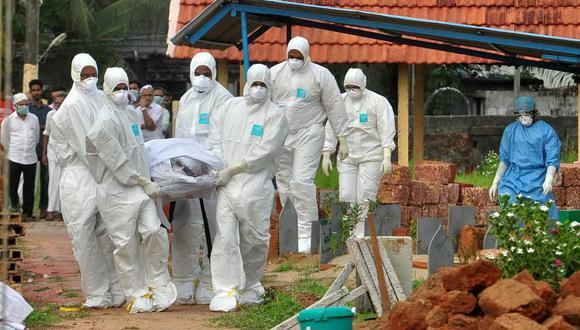 La India presenta un rebrote del virus Nipah, luego de que un niño de 12 años falleciera este domingo a causa del patógeno | Foto: Reuters / Referencial