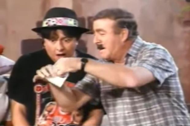 Adolfo Chuiman participó en diversas secuencias en el programa cómico. (Foto: Captura Panamericana Televisión)