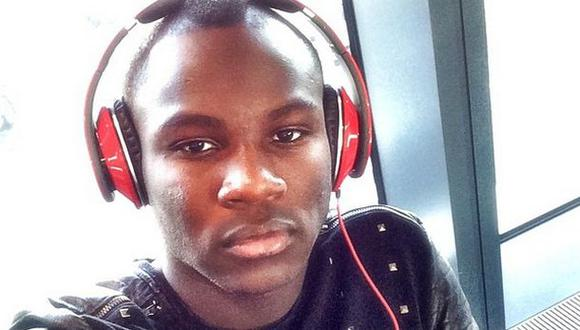 El desconocido futbolista ghanés que es un crack en Instagram